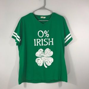 ✨3 for 20 0% IRISH SHIRT ST PATRICKS DAY FUNNY 🍀